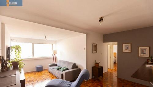 Apartamento Higienópolis - Pc102256