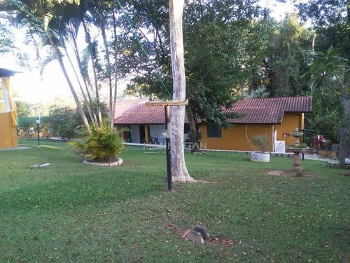 Imagem 1 de 16 de Chácara À Venda Em Recanto Dos Pássaros - Ch006112