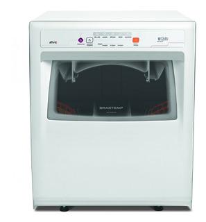 Lava Louças 8 Serviços Brastemp Compacta Branca Blf08ab