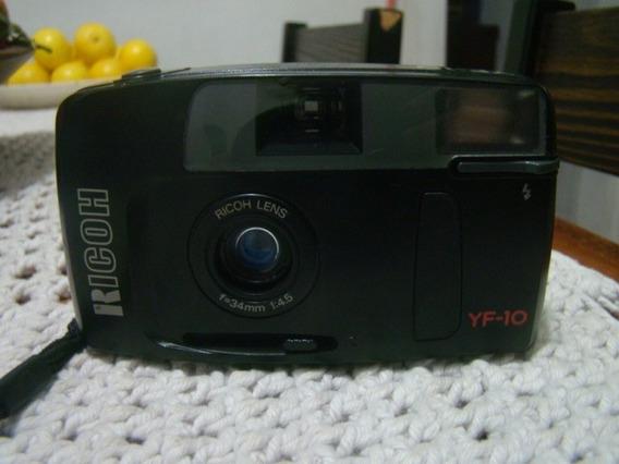 Câmera Fotográfica Ricoh Yf-10