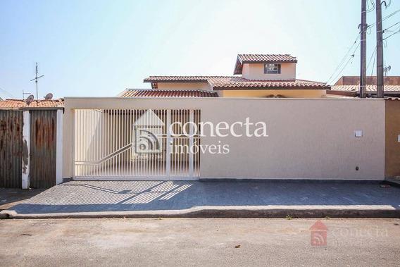 Casa Com 2 Dormitórios À Venda, 138 M² Por R$ 380.000,00 - São José - Paulínia/sp - Ca1173