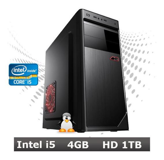 Computador Intel I5 2400 4gb Hd 1tb Intel® Smart Cache 3.40