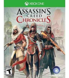 Assassins Creed Chronicles Xbox One - Prophone