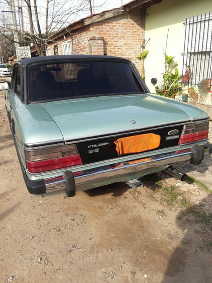 Ford Año 1986