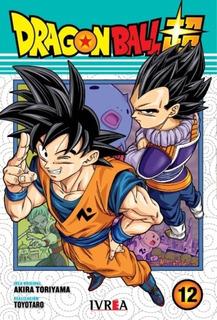 Dragon Ball Super - N12 - Manga - Ivrea - Akira Toriyama