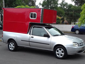 Ford Courier 1.6 Mt Electrica