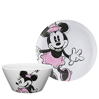 Zak Designs Designs Minnie Mouse 10in Durable