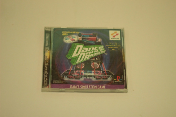Dance Dance Revolution 1 Original Para Playstation 1 Cod-07