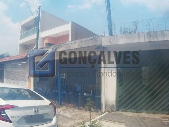 Venda Casa Terrea Sao Bernardo Do Campo Anchieta Ref: 138698 - 1033-1-138698