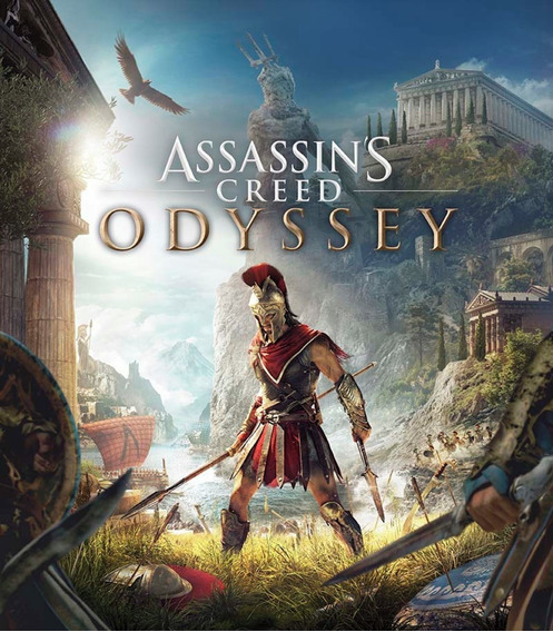 Assassins Creed Odyssey - Pc Mídia Digital + Brinde