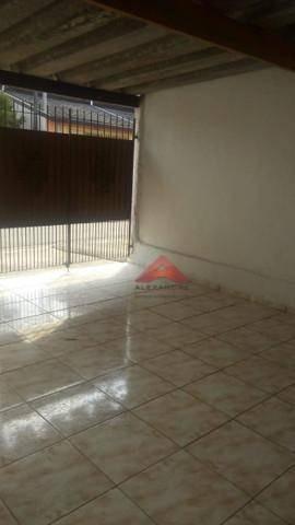 Casa À Venda, 80 M² Por R$ 234.000,00 - Conjunto Residencial Galo Branco - São José Dos Campos/sp - Ca4658
