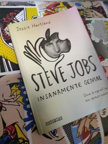 Biografia Em Quadrinhos Steve Jobs- Jessie Hartland