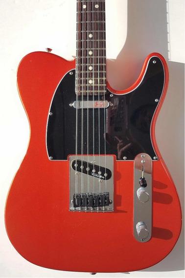 Guitarra Fender Telecaster Standard Americana Made In Usa