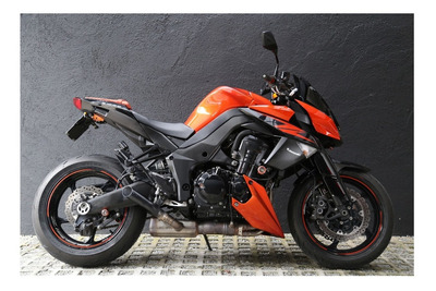 Kawasaki Z1000 Abs 2011/12