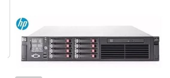 Servidor Hp Dl380 G6 2x Quadcore E5530 32gb Ram