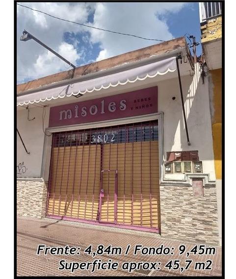 Alquiler Local Comercial En Virreyes Oportunidad!