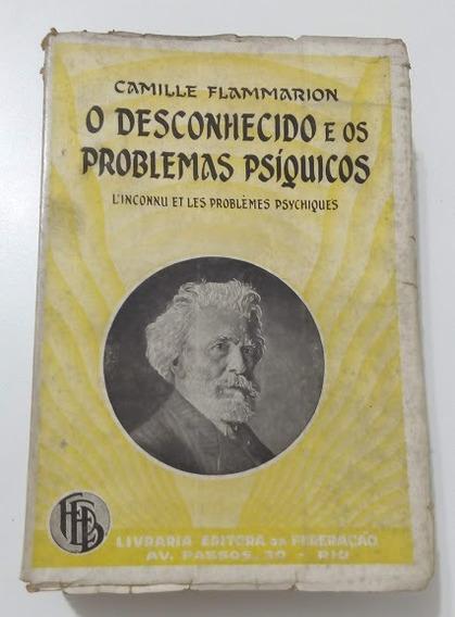 O Desconhecido E Os Problemas Psíquicos