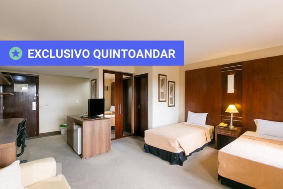 Apartamento No 2º Andar Com 1 Dormitório E 1 Garagem - Id: 892949071 - 249071