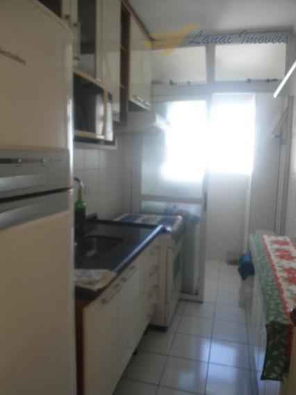 Apartamento Com 3 Dormitórios Para Alugar, 57 M² Por R$ 1.850,00/mês - Butantã - São Paulo/sp - Ap0683
