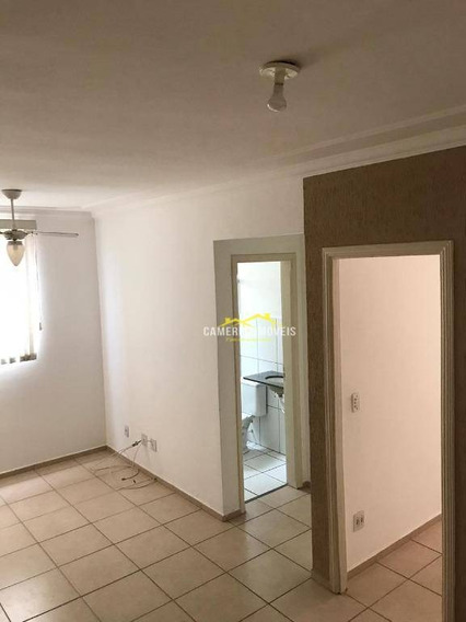 Apartamento Com 1 Dormitório À Venda, 40 M² Por R$ 150.000 - Catharina Zanaga - Americana/sp - Ap0639