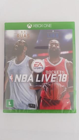 Nba Live 18 X Box One