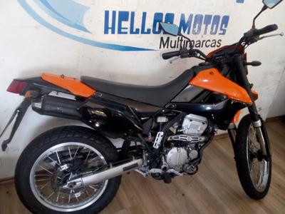 Hellos Motos Kawasaki D Traker 250 Aceito Fin 48x Catão 12