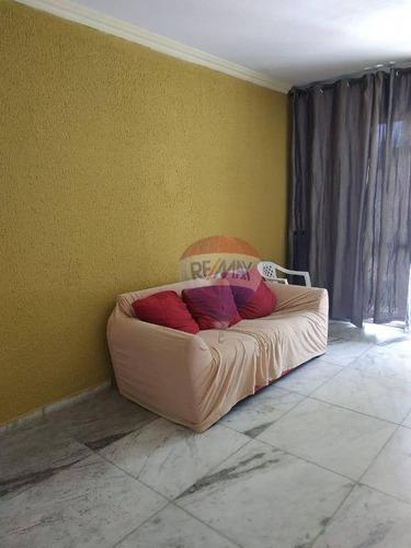 Apartamento Com 3 Dormitórios À Venda, 113 M² Por R$ 240.000,00 - Rio Doce - Olinda/pe - Ap1576