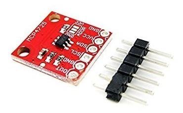 Módulo Conversor Dac Digital P/ Analógico Mcp4725 *200304