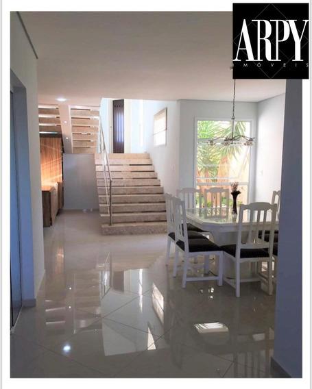Casa Para Venda Em Condomínio Residencial Euroville! - Cc00208 - 34190397