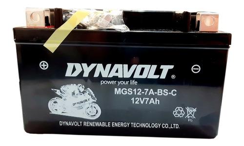 Bateria Gel Dynavolt Mgs12-7a-bs Scooter 125 Zeta Motos