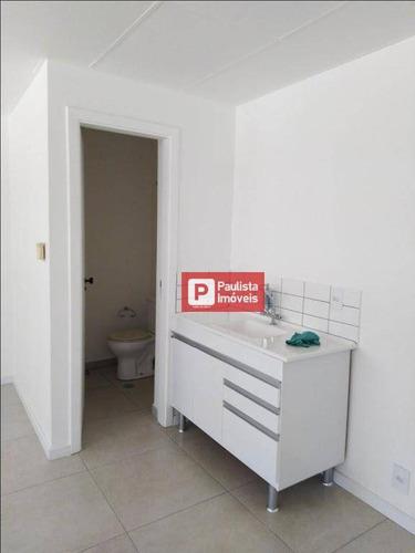 Conjunto À Venda E Locação, 35 M² - Vila Olímpia - São Paulo/sp - Cj1666