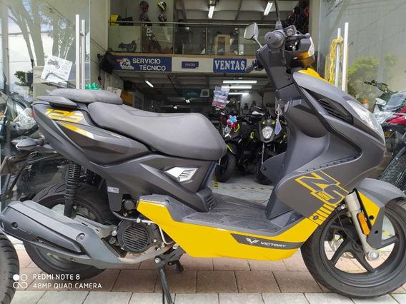 Victory Zs 125 Modelo 2021 Con Garantía De Fabrica
