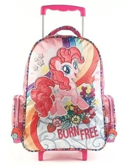 Mochila Carro My Little Pony 18´