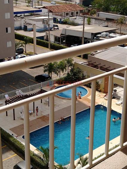 Apartamento Com 3 Dorms, Jardim Califórnia, Jacareí - R$ 282 Mil, Cod: 9518 - V9518