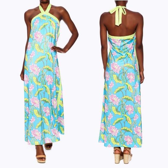 Vestido Maxi Gretchen Scott Playa Black Friday $225