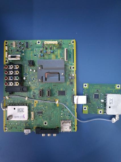 Placa Principal Panasonic Tnph0849 L3220b
