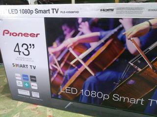 Smart Tv Pioneer 43 Pulgadas Modelo Ple-43s08fhd Refacciones
