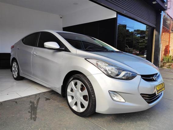 Hyundai Elantra 1.8 Gls Gas. Automático 2011/2012