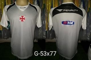Camisa Vasco Da Gama Penalty Treino Passeio 2011