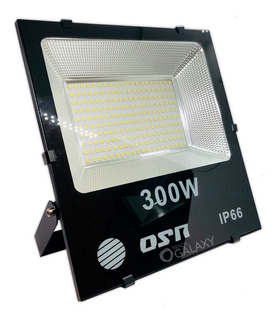 Reflector Led 300w Bajo Consumo Alta Potencia Exterior Frio