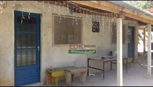 Imagem 1 de 8 de Sítio Com 1 Dormitório À Venda, 36000 M² Por R$ 200.000,00 - Zona Rural - Paraibuna/sp - Si0255