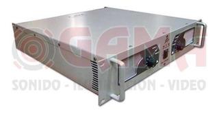 Amplificador Potencia Peavey Pvi1000 720w 2x360w/4ohm 300105