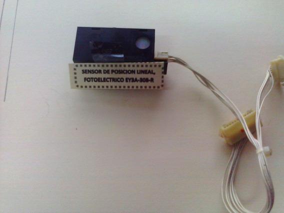Sensor De Posición Lineal Fotoelectrico Ey3a-308-r