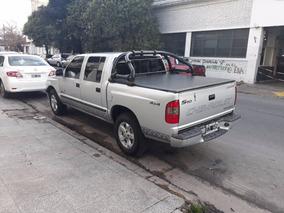 Chevrolet S10 4x4 Limitada El Cardon , Recibo Menror