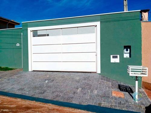 Casa Com 3 Dormitórios À Venda, 110 M² Por R$ 394.000,00 - Santa Cecília - Ribeirão Preto/sp - Ca1942