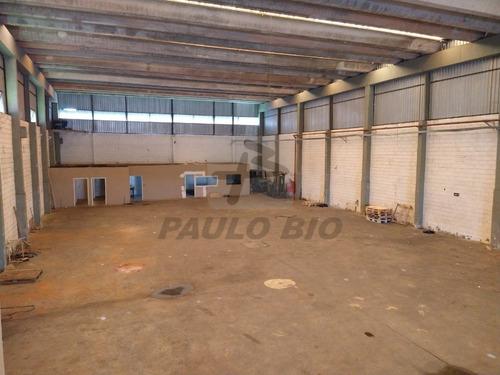 Galpao Industrial - Sertaozinho - Ref: 3397 - L-3397