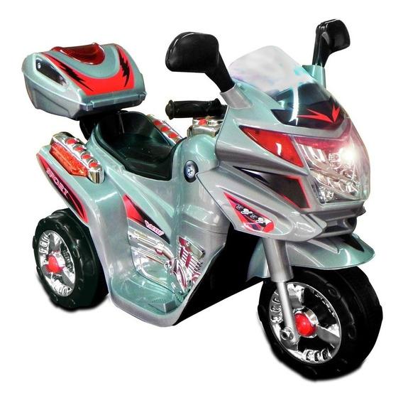 Moto A Batería 6v Con Luz Y Sonido 76 X 36 X 54 Cm