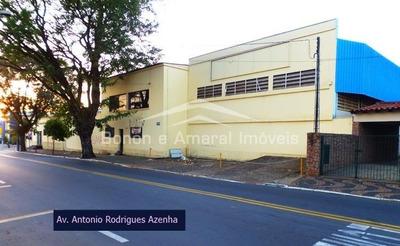 Barracão Para Aluguel Em Jardim Flórida - Ba006445