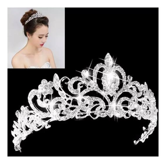 Coroa Tiara Para Noivas ,damas, Debutantes ,formaturas
