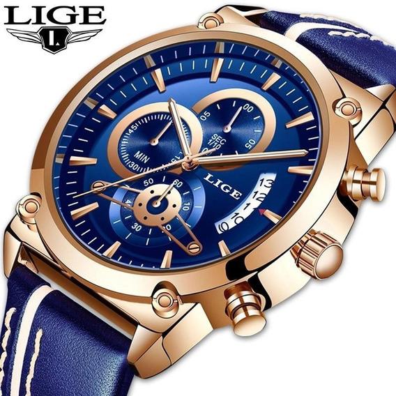 Relógio Lige - Preto